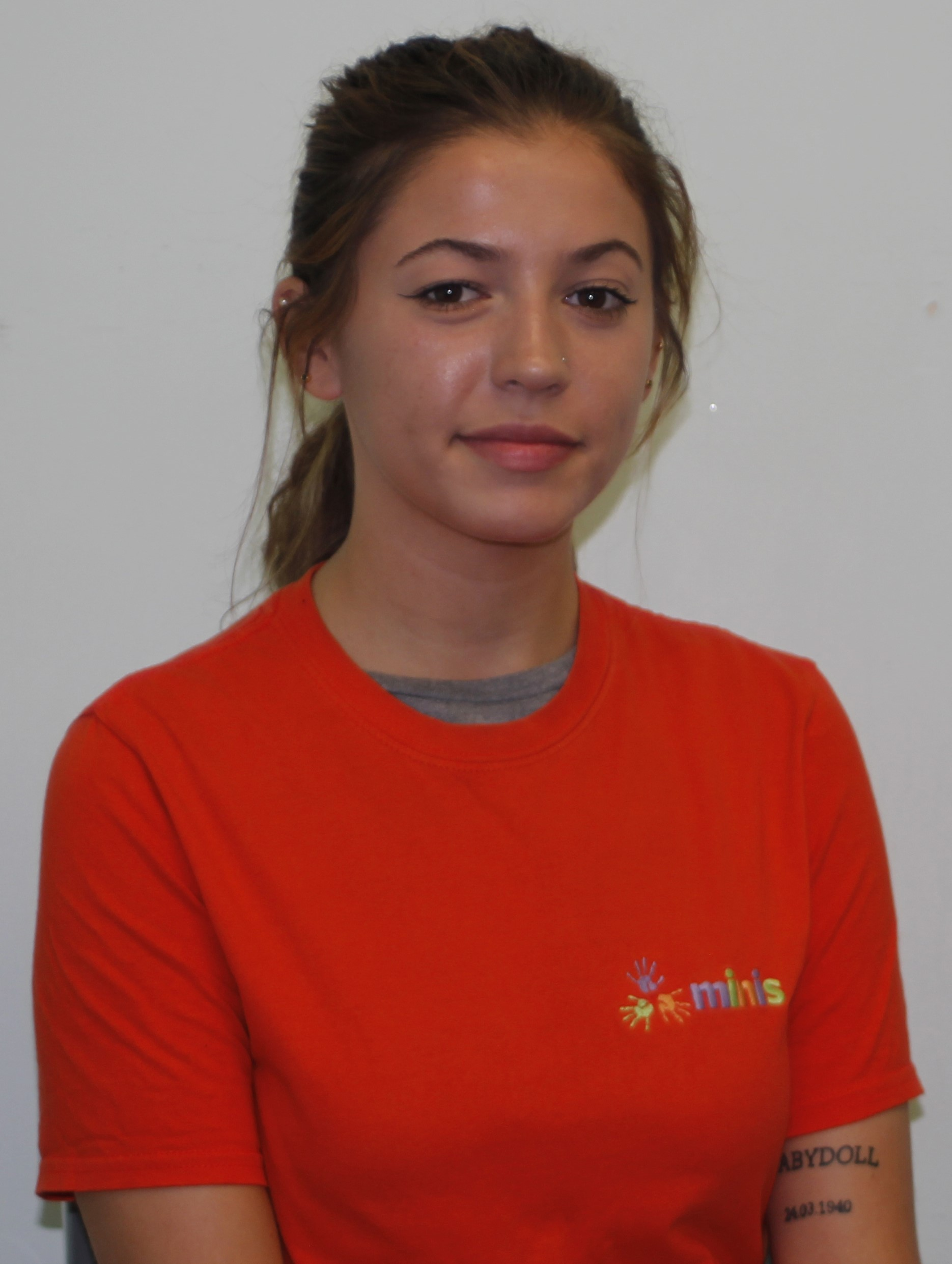 Abigail Hinkley - Lead Teacher
